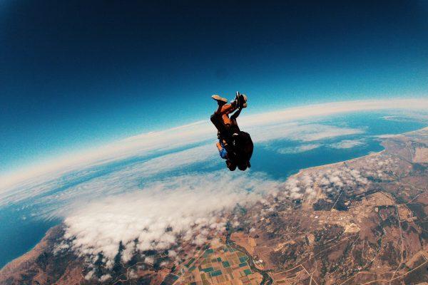 de sprong van je leven