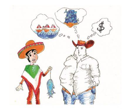 parabel van de mexicaanse visser